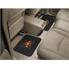 "FANMATS Iowa State Backseat Utility Mats 2 Pack 14""x17"""