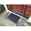 FANMATS Kansas State Medallion Door Mat