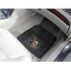 "FANMATS UCF 2 Pc Heavy Duty Vinyl Car Mats 17""x27"""