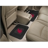 "FANMATS Washington State Backseat Utility Mats 2 Pack 14""x17"""