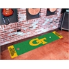 FANMATS Georgia Tech Putting Green Mat