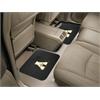 """FANMATS Appalachian State Backseat Utility Mats 2 Pack 14""""x17"""""""