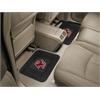 """FANMATS Boston College Backseat Utility Mats 2 Pack 14""""x17"""""""