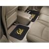 """FANMATS UC Berkeley Backseat Utility Mats 2 Pack 14""""x17"""""""