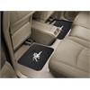 """FANMATS Jackson State Backseat Utility Mats 2 Pack 14""""x17"""""""