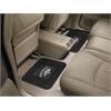 """FANMATS Nevada Backseat Utility Mats 2 Pack 14""""x17"""""""