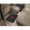 "FANMATS Southern Methodist Backseat Utility Mats 2 Pack 14""x17"""