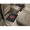"FANMATS Stanford Backseat Utility Mats 2 Pack 14""x17"""