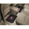 "FANMATS Western Kentucky Backseat Utility Mats 2 Pack 14""x17"""