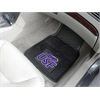 FANMATS Sioux Falls 2-pc Vinyl Car Mat Set