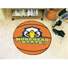 "FANMATS Morehead State Basketball Mat 27"" diameter"