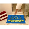 "FANMATS Morehead State All-Star Mat 33.75""x42.5"""