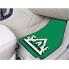 "FANMATS Delta State 2-piece Carpeted Car Mats 17""x27"""