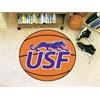 """FANMATS Sioux Falls Basketball Mat 27"""" diameter"""