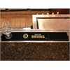 "FANMATS NHL - Boston Bruins Drink Mat 3.25""x24"""