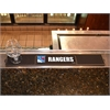 "FANMATS NHL - New York Rangers Drink Mat 3.25""x24"""