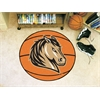 "FANMATS Southwest Minnesota State Basketball Mat 27"" diameter"