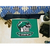 "FANMATS Northeastern State Starter Rug 19""x30"""
