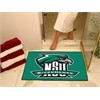 "FANMATS Northeastern State All-Star Mat 33.75""x42.5"""
