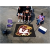 FANMATS Quincy Tailgater Rug 5'x6'
