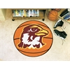 "FANMATS Quincy Basketball Mat 27"" diameter"