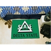 "FANMATS Delta State Starter Rug 19""x30"""
