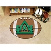 "FANMATS Delta State Football Rug 20.5""x32.5"""