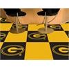 """FANMATS Grambling State Carpet Tiles 18""""x18"""" tiles"""