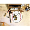 "FANMATS Montana State - Billings Baseball Mat 27"" diameter"