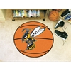 "FANMATS Montana State - Billings Basketball Mat 27"" diameter"
