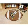 "FANMATS Montana State - Billings Football Rug 20.5""x32.5"""