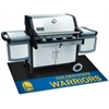 "FANMATS NBA - Golden State Warriors Grill Mat 26""x42"""