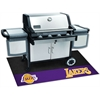 "FANMATS NBA - Los Angeles Lakers Grill Mat 26""x42"""