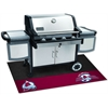 "FANMATS NHL - Colorado Avalanche Grill Mat 26""x42"""