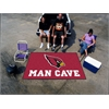 FANMATS NFL - Arizona Cardinals Man Cave UltiMat Rug 5'x8'