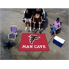 FANMATS NFL - Atlanta Falcons Man Cave Tailgater Rug 5'x6'