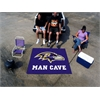 FANMATS NFL - Baltimore Ravens Man Cave Tailgater Rug 5'x6'