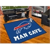 "FANMATS NFL - Buffalo Bills Man Cave All-Star Mat 33.75""x42.5"""