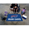 FANMATS NFL - Buffalo Bills Man Cave UltiMat Rug 5'x8'