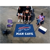 FANMATS NFL - Buffalo Bills Man Cave Tailgater Rug 5'x6'