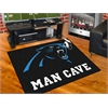 "FANMATS NFL - Carolina Panthers Man Cave All-Star Mat 33.75""x42.5"""