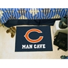 "FANMATS NFL - Chicago Bears Man Cave Starter Rug 19""x30"""