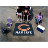 FANMATS NFL - Chicago Bears Man Cave Tailgater Rug 5'x6'
