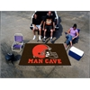 FANMATS NFL - Cleveland Browns Man Cave UltiMat Rug 5'x8'