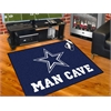 "FANMATS NFL - Dallas Cowboys Man Cave All-Star Mat 33.75""x42.5"""