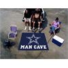 FANMATS NFL - Dallas Cowboys Man Cave Tailgater Rug 5'x6'