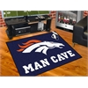 "FANMATS NFL - Denver Broncos Man Cave All-Star Mat 33.75""x42.5"""