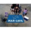 FANMATS NFL - Detroit Lions Man Cave UltiMat Rug 5'x8'