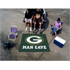 FANMATS NFL - Green Bay Packers Man Cave Tailgater Rug 5'x6'