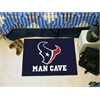 "FANMATS NFL - Houston Texans Man Cave Starter Rug 19""x30"""